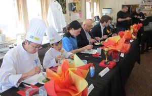 911 Culinary Cook-Off 2014