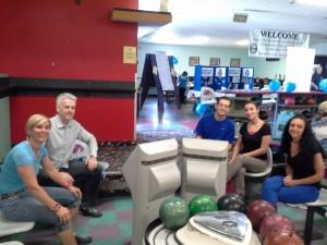 Bowling for Bursaries 2014
