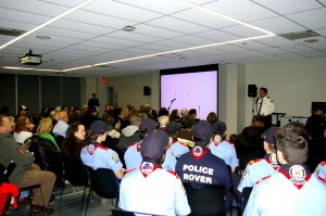 Town Hall at Humber College